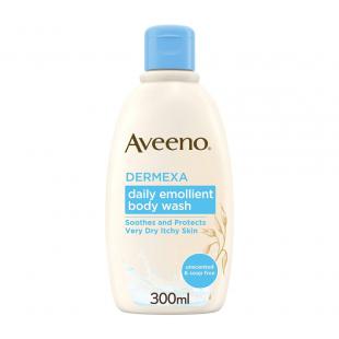 Aveeno Dermexa Daily Emollient Body Wash – 300ml