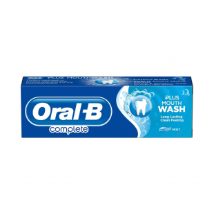 Oral-B Complete Refreshing Clean Toothpaste – 75ml