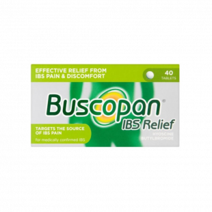 Buscopan IBS Relief – 40 Tablets