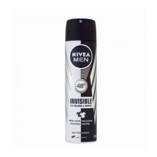 Nivea Men Invisible For Black & White 48H Anti-Perspirant 150ml