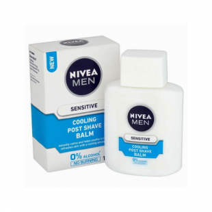 Nivea Men Sensitive Cooling Post Shave Balm 100ml