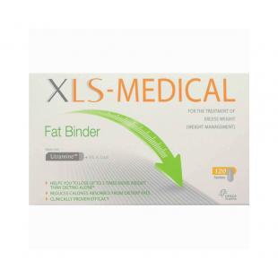 XLS Medical Fat Binder - 120 Tablets