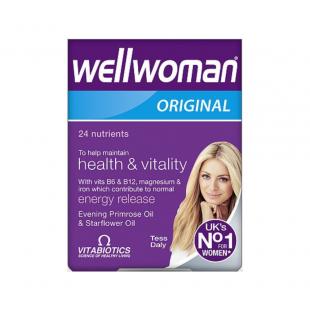 Vitabiotics Wellwoman Original - 90 Capsules