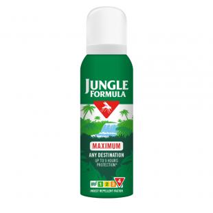 Jungle Formula Maximum Insect Repellent Aerosol - 150ml