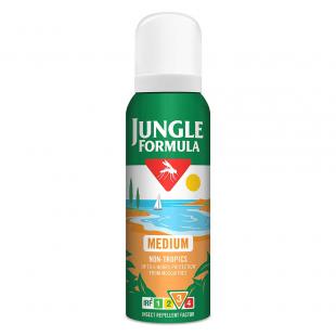 Jungle Formula Insect Repellent Medium Aerosol - 125ml