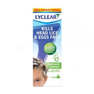 Lyclear Treatment Shampoo - 200ml