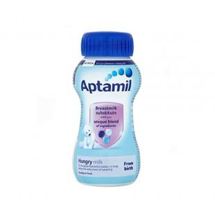 Aptamil 2 Hungry Milk Ready To Feed From Birth - 200ml
