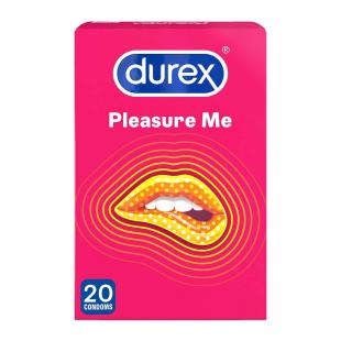 Durex Pleasure Me - 20 Condoms