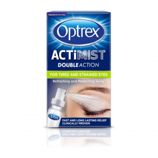 Optrex Double Action Actimist Tired & Strained Spray - 10ml