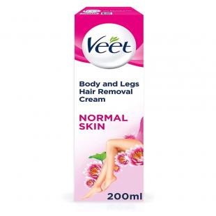 Veet Hair Removal Cream For Normal Skin - 200ml