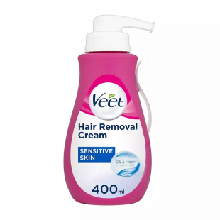 Veet Hair Removal Cream For Sensitive Skin - 400ml