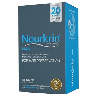 Nourkrin Man For Hair Growth - 180 Tablets