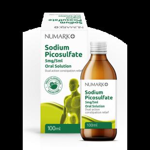 Numark Sodium Picosulfate Constipation Relief - 100ml