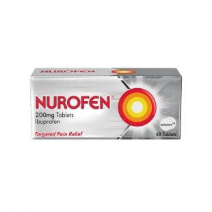 Nurofen 200mg - 48 Tablets