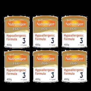 Nutramigen 3 With LGG 400g - (Case Of 6)