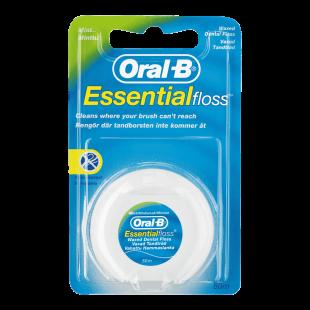 Oral-B Essential Mint Dental Floss - 50m