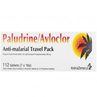 Paludrine/Avloclor Antimalarial Travel Pack