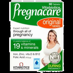 Vitabiotics Pregnacare Original - 90 Tablets
