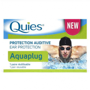 Quies Aquaplug - 1 Pair