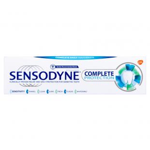 Sensodyne Complete Protection Original Sensitive Toothpaste – 75ml