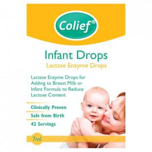 Colief Lactase Enzyme Infant Drops - 7ml