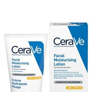 CeraVe Facial Moisturising Lotion AM SPF 25 - 52ml