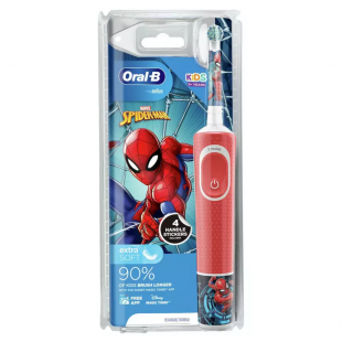 Oral-B Spiderman Kids Electric Toothbrush