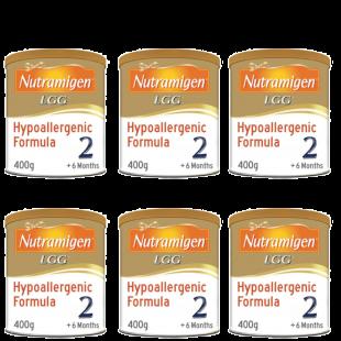 Nutramigen 2 With LGG 400g - (Case Of 6)