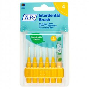 TePe Interdental Brush - 0.7mm Yellow