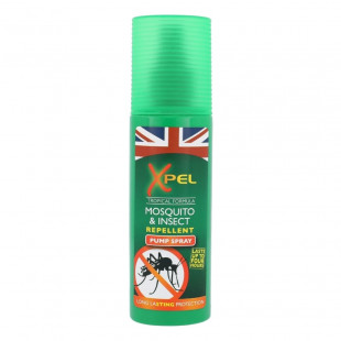 Xpel Mosquito & Insect Repellent Pump Spray 120ml