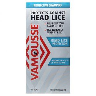 Vamousse Preventative Shampoo – 200ml