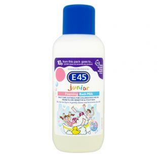 E45 Junior Foaming Bath Milk - 500ml