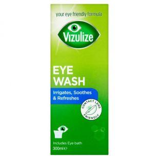 Vizulize Soothing & Refreshing Eye Wash - 300ml