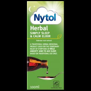 Nytol Herbal Simply Sleep & Calm Elixir - 100ml