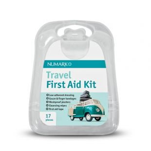 Numark Travel First Aid Kit