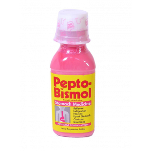 Pepto-Bismol Liquid Suspension 480ml