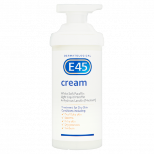E45 Dermatological Cream Pump - 500ml