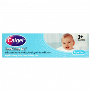 Calpol Calgel Teething Gel 3+ Months - 10g
