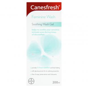 Canesfresh Feminine Wash Soothing Wash Gel - 200ml