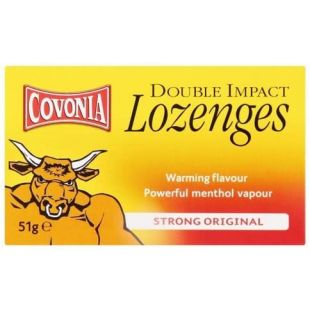Covonia Cough Lozenges Extra Strong - 51g
