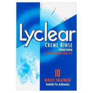 Lyclear Creme Rinse - 59ml