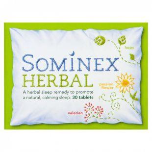 Sominex Herbal - 30 Tablets