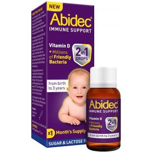 Abidec Immune Support - 7.5ml