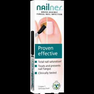 Nailner Repair Brush - 5ml