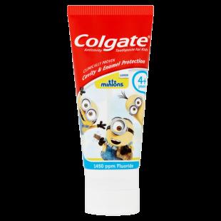 Colgate Kids Minions Toothpaste Age 4+ – 50ml