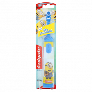 Colgate Minions Battery Powered Toothbrush