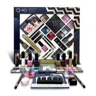 Q-KI Cosmetics Professional Catwalk Collection Make Up Set