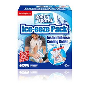 Kool 'n' Soothe Ice-eeze Pack For Adults (2 Pack)