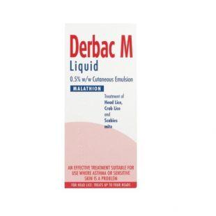 Derbac M Liquid - 50ml