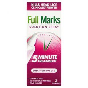 Full Marks Solution Spray – 150ml